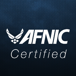 Air Force Network Integration Center (AFNIC) Certified