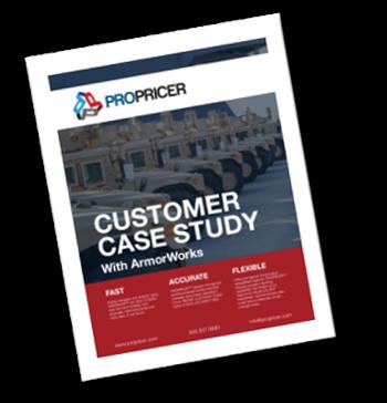 PROPRICER Case Study - ArmorWorks