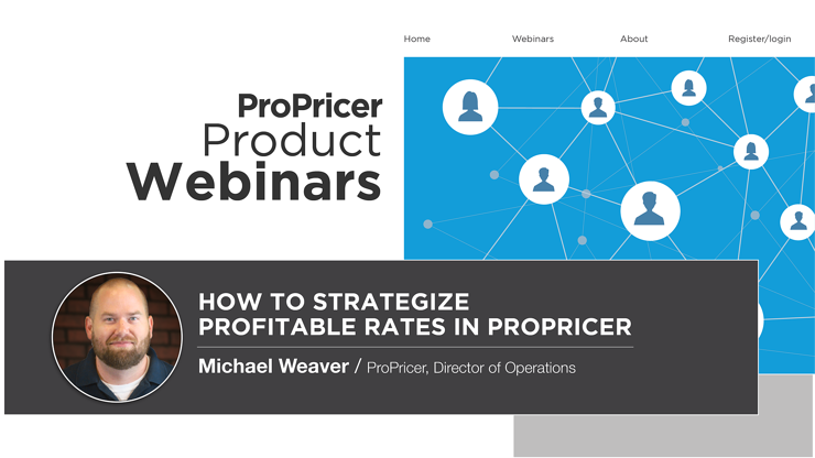 Product Webinar_How to Strategize Profitable Rates in ProPricer cover